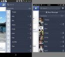 Open Facebook chat with a swipe on iOS