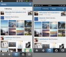 The two Instragram versions are virtually identical