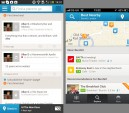 I hate to say it, but the new Android version of Foursquare is a mess