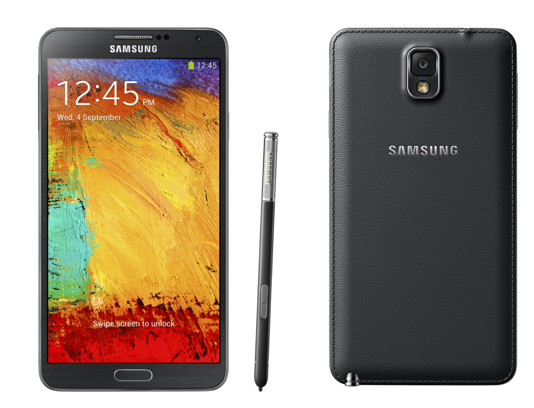 Just Come Samsung Galaxy Note 3 Phone