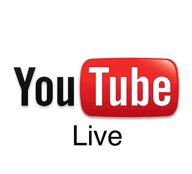 Youtube Streaming Symbol Fehlt