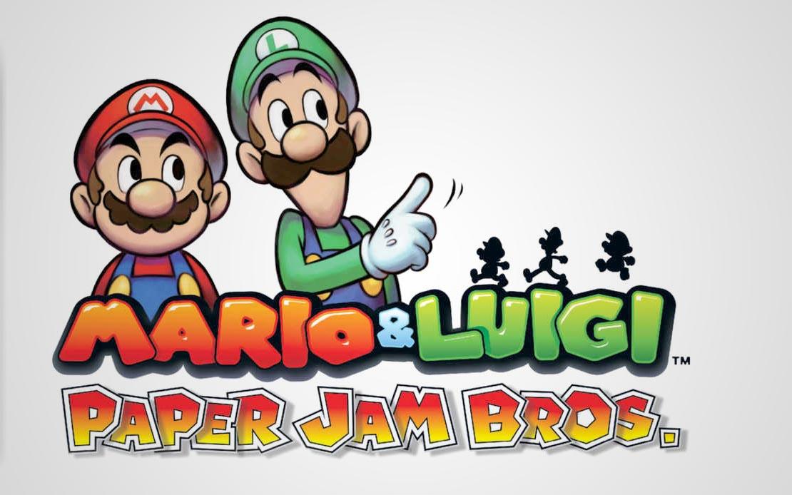 Mario Luigi Paper Jam Br News What Mobile