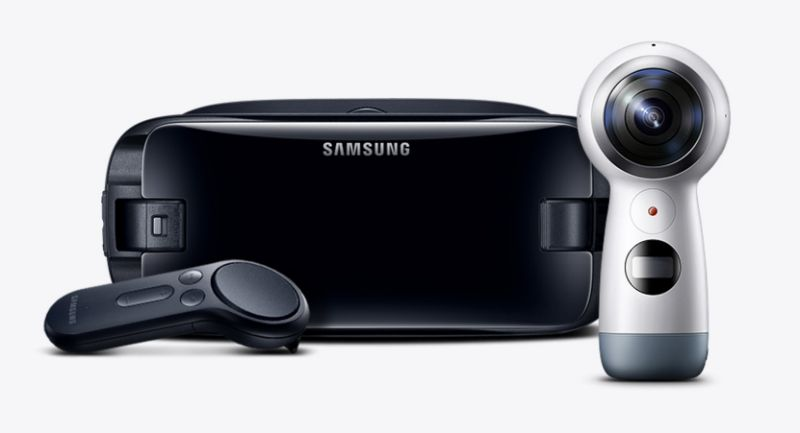 Samsung launches new Gear VR and... - News - What Mobile