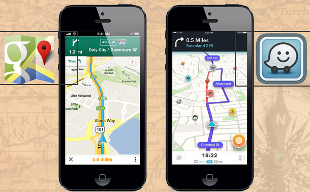 WAZE VS GOOGLE MAPS: WHICH IS TH... - Opinion - What Mobile