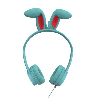 BNIB Ifrogz Little Rockers Childrens Volume Limiting Headphones Lion Animal