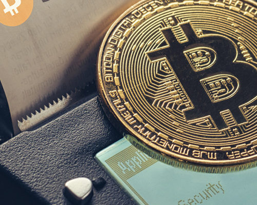 spend cryptocurrency online