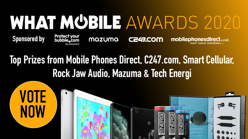 What Mobile Awards 2020 – The Vote is open !