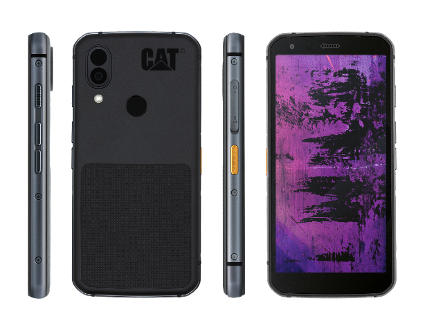 Bullitt unveils high-end rugged Cat S62 Pro with thermal imaging camera