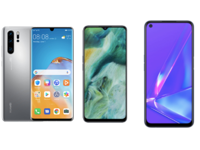 giffgaff adds Google-supported Huawei phone and new Oppo devices to portfolio