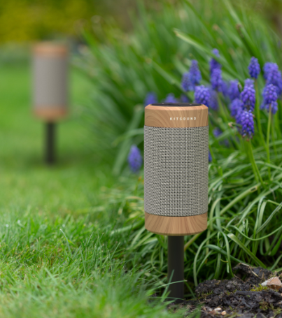 """KitSound launches the Diggit 55 Portable Bluetooth Speaker, inviting you to """"rise above other speakers""""."""