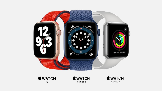 Apple unveils Series 6 Watch, new iPad, and Apple One subscription