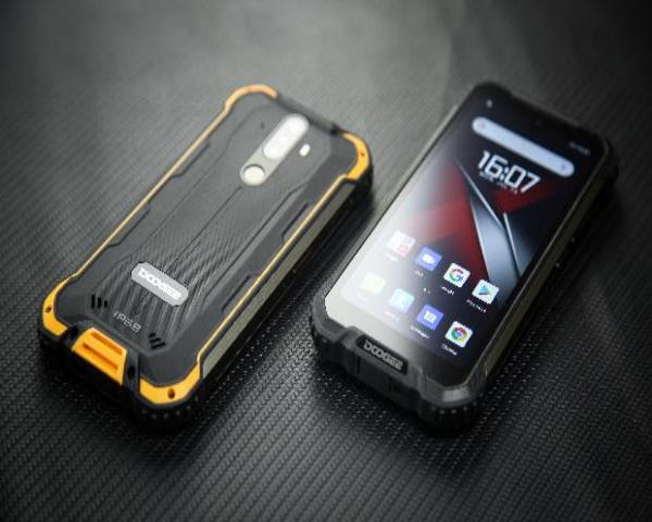 DOOGEE unveils 'toughest rugged phone yet' in S58 Pro