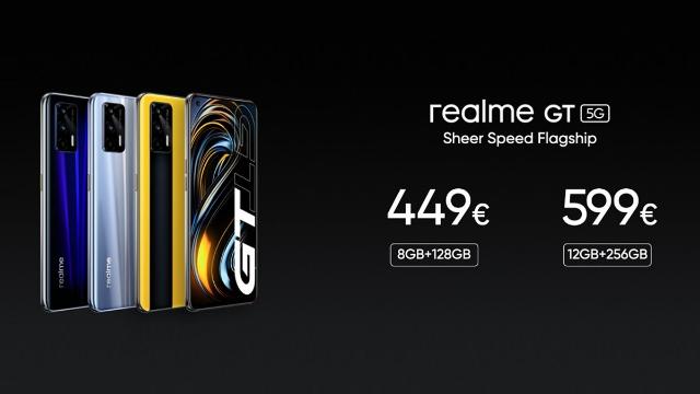 Realme unveils 'flagship killer' GT device