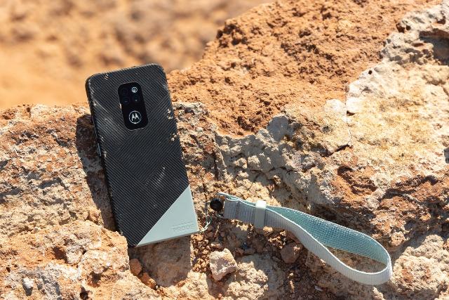 Motorola introduces rugged 'defy' device in partnership with Bullitt