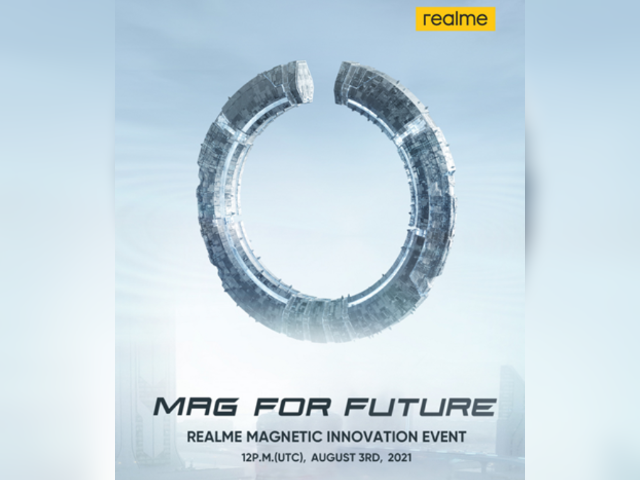 Realme to launch wireless charging smartphone on August 3
