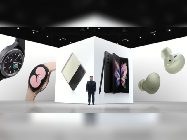 Samsung Unpacked: Latest foldable devices launched
